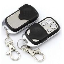 NEW Universal Garage Door Cloning Remote Control Key Fob 433mhz Gate Opener