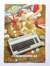 Brochure VicSoft Commodore 64 C64 May - July 1984 Computer Game Catalogue
