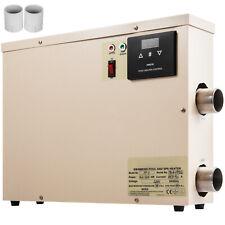Réchauffeur electrique pour Piscine Spa chauffage Massage Pompe À chaleur