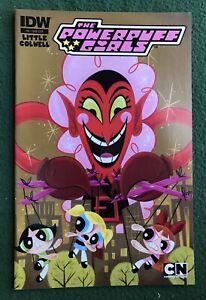 Powerpuff Girls #4 IDW Comics Modern Age cartoon network CN Sub Variant vf/nm