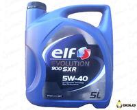 5W-40 Elf Evolution 900 SXR / 1 x 5 Liter / Motoröl / Renault, Mercedes