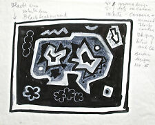 Mary Cane Robinson Abstract (III)