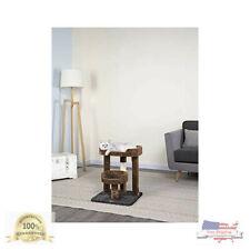 """New listing Go Pet Club Cat Tree Perch Brown/Black * Board Material : Wood 19.25""""W x 19.25""""L"""