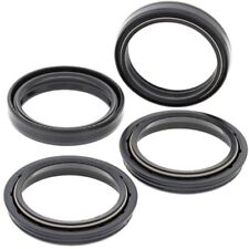 All Balls Racing Fork Oil Seal Dust Wiper Seal Kit 56-142 41-7127 22-56142 47mm