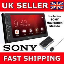 Sony XAV-AX100 Apple CarPlay & Android Auto 6.4 Car Stereo Bluetooth + Navi Unit