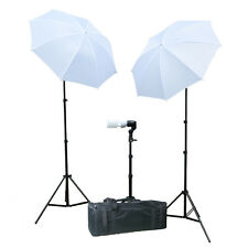 JIAYUXI0 Photography Photo Portrait Studio 600W Day Light Umbrella Lighting Kit