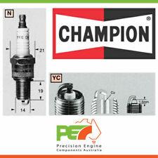 4X New *Champion* Ignition Spark Plug For Mg Mga Mk1 1.6L 1588Cc. ..