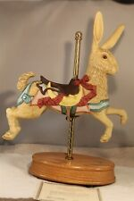 """1988 American Carousel Collection #8329 Musical Signed 15"""" Tall 1305/9500"""