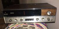 Vintage Kenwood Model KR-77 Solid State Am-Fm Stereo Tuner Amplifier