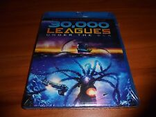 30,000 Leagues Under The Sea (Blu-ray Disc, 2010) Lorenzo Lamas  NEW 30000