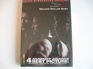 Million Dollar Baby (DVD, 2005, 2-Disc Set, Widescreen) - Brand New