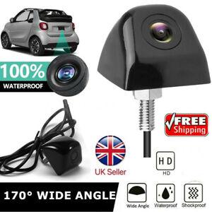 Car Reversing Rear View 170° IR Camera Parking Backup Night Visions Waterproof