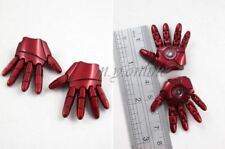Hot Toys Iron Man 2 Suit-Up Gantry with MARK IV 1/6 HANDS w/MOVABLE FINGERS