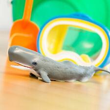 Wild Safari Sea Life Sperm Whale Safari Ltd Animal Educational Toy Figure