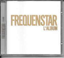 CD COMPIL 17 TITRES--FREQUENSTAR L'ALBUM--DION/OBISPO/CABREL/GAROU/FOLY/CLERC/