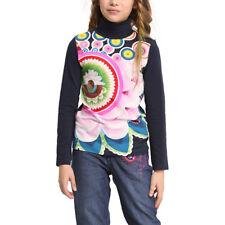 Camiseta Desigual para niña modelo Parauta48T3052-5096-4