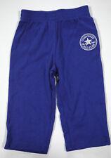 NUEVO All Star Converse Pantalones de Bebé Entrenamiento Shorts Chicos Azul gr.9