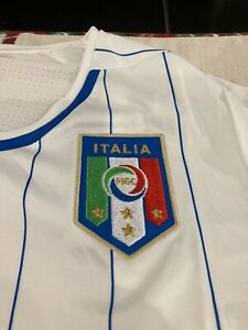 BOYS/GIRLS 2014-15 Puma Youth Italy Away Soccer Jersey Italia  XL NWT