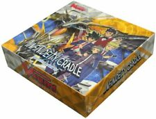 NEW Cardfight Vanguard VGE-V-BT07 Infinideity Cradle Booster Box SEALED