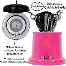 Tool Klean Anti-Microbial Hot Cup Pink, (2) Bags of Glass Beads/EPA/FCC