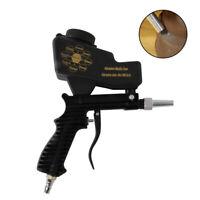 Hand Held Sandblasting Machine Sand Blaster Guns Air Gravity Feed Rust Remover