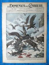 La Domenica del Corriere 27 marzo 1927 Baviera - Londra - De Pinedo