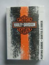 Harley-Davidson Playing Cards Swap Deck Crafting Made In USA New In Package