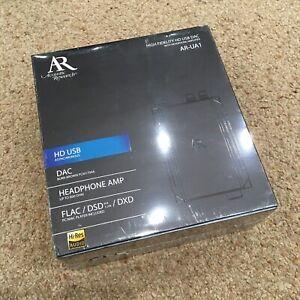 Acoustic Research AR-UA1 High Fidelity HD USB DAC (& headphone amplifier)