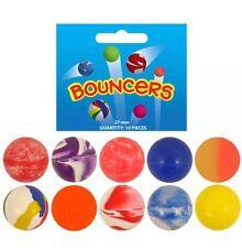 30 gonflable boules 27mm jet pinata jouet butin fête sac remplissage piñata mariage enfant uk