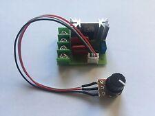 2 x AC 220V SCR adjustable Volta Regulator Motor Speed / Dimmer 2000W Controller