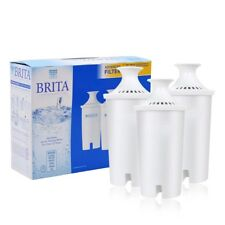 3 Count Brita Replacement Water Filter for Pitchers