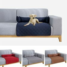 Sofa Pet Cover Water Resistant Couch Protector Dog Cat Sleep Bed Anti-slip