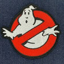 "Ghostbusters Movie Slimer Character 3/"" Tall Embroidered Iron on Patch Set of 3"