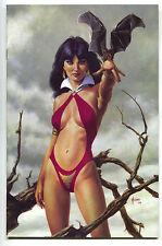 Vampirella Quarterly Summer 2008 1 E Harris NM- Joe Jusko Virgin Variant