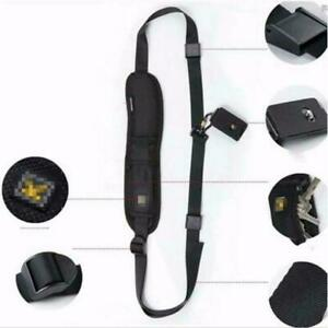 QUICK STRAP Camera Single Shoulder Belt Sling SLR DSLR For Nikon Canon Cam Q7V1