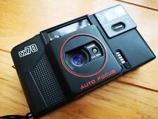Cosina CX70 - compact 35mm film camera - fast f3.5 / 33mm lens