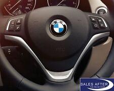 Original BMW 1er E82 E88 X1 E84 Lenkrad Abdeckung Lenkradblende perlglanz chrom