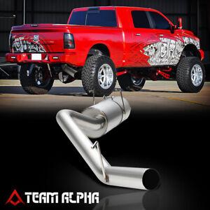 "Fits 2009-2018 Dodge Ram 1500/2500/3500 4.7/5.7 [3"" TIP MUFFLER] Catback Exhaust"