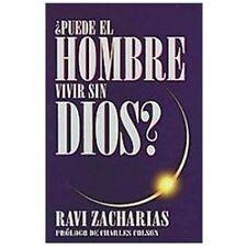 ¿Puede el Hombre Vivir Sin Dios? by Ravi Zacharias (1995, Paperback)
