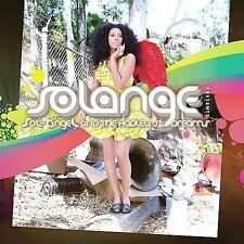 Solange Presents - SOL-ANGEL AND THE HADLEY ST. DREAMS (R&B) CD [W16]