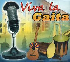 Viva La Gaita   3 CDS BOX   60 TEMAS  BRAND NEW SEALED