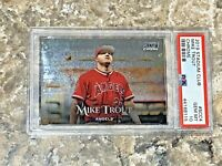 2019 Topps Stadium Club Chrome Mike Trout #SCC4 PSA 10 GEM MINT LA Angels Card