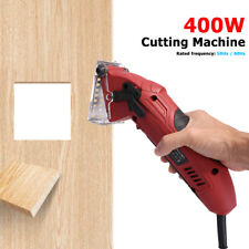 Electric Circular Saw Compact Brushless Cutting Cordless Machine Mini +3 Blades