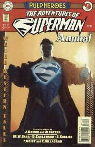 Adventures of Superman Annual #9
