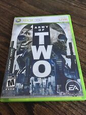 Army Of Two Xbox 360 Cib Game XG3