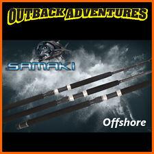SAMAKI OFFSHORE 7'FT SPIN BOAT 1 PIECE 12-25KG FISHING ROD SO-701SH