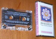 Jai Ma Kirtan-Songs To The Devine Mother - Cassette Album (1985) - Indian Music