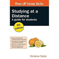 Studying At A Distance: A Guide For Students,PB,Christine Talbot - NEW