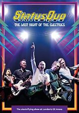 Status Quo The Last Night Of The Electrics [DVD]