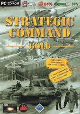 (PC) - STRATEGIC COMMAND - DER ZWEITE WELTKRIEG - GOLD - NEUWARE!